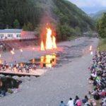 狛江市に沿って流れる川、多摩川の源流とは! 【多摩源流まつり ~水と火と味の祭典~】