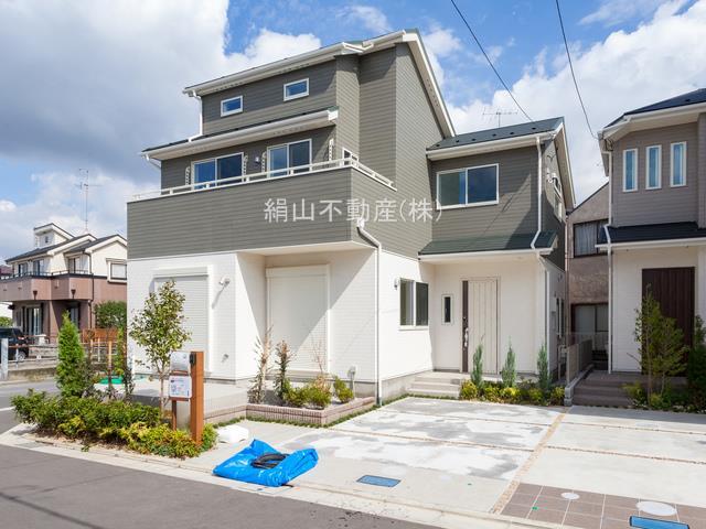 価格改正の物件です!狛江市新築戸建!なぜ価格改正するのか気になりませんか?