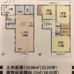 狛江市新築戸建のお引渡し!