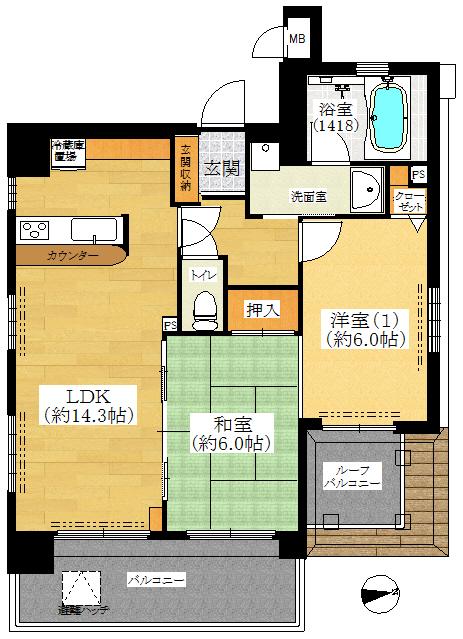 狛江駅徒歩9分!最上階の角部屋築浅のマンション登場予定!